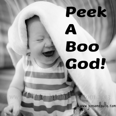Peek A Boo God