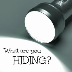 What are you hiding from at work – Patheos guest post